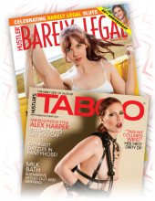 Subscription to Barely Legal and Taboo