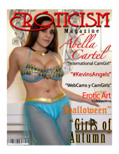 Eroticism Magazine; Girls of Autum 2018