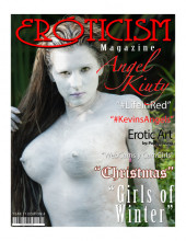 Eroticism Magazine; Girls of Winter & Christmas 2019