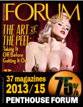 Best of Penthouse Forum; 2013 - 2015