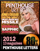 Best of Penthouse Letters of 2012