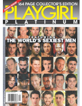 Playgirl Magazine; 2015 Holiday No. 75
