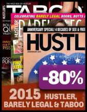 Larry Flynt presents:; Best of 2015