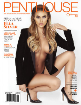 Penthouse Magazine; 12 issue subscription