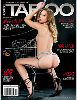 Hustler's Taboo; 6 Issue Subscription