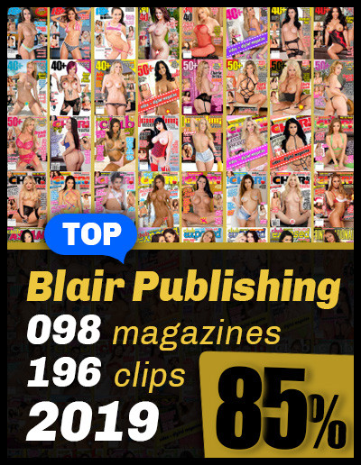 Best of Blair from 2019; 98 magazines 85% OFF