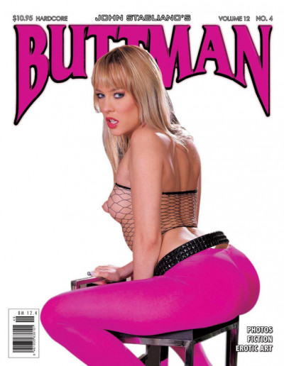 Buttman; 2009/08 volume 12 No. 4
