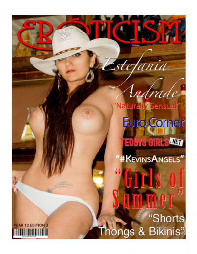 Eroticism Magazine; Girls of Summer 2019