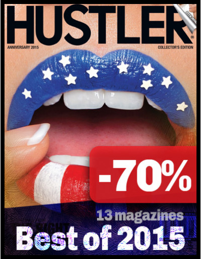 Best of Hustler from 2015; 70% OFF